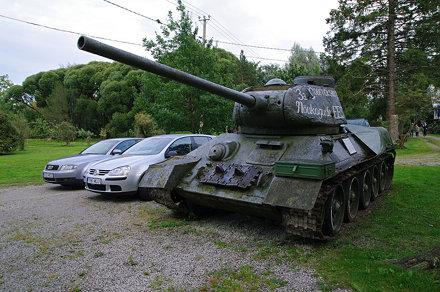 Eesti Vabadusvõitluse muuseum Lagedil