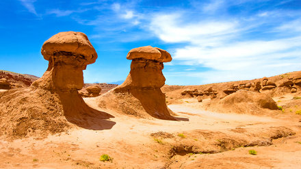 Binary Hoodoos