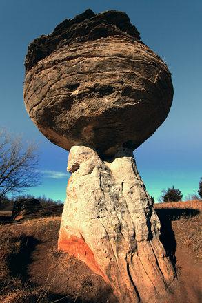 Mushroom Rock