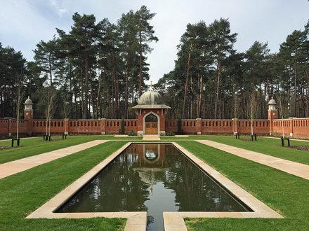Muslim Burial Ground, Horsell Common
