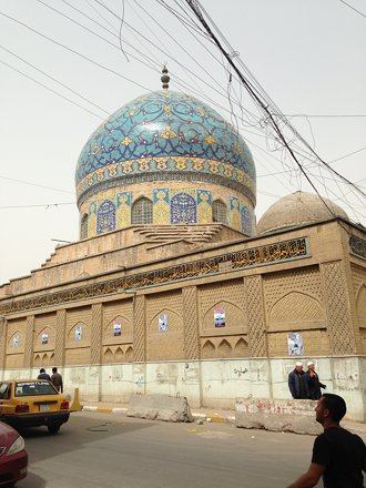 Baghdad, 2013