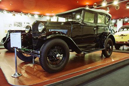 GAZ-A, 1932-36