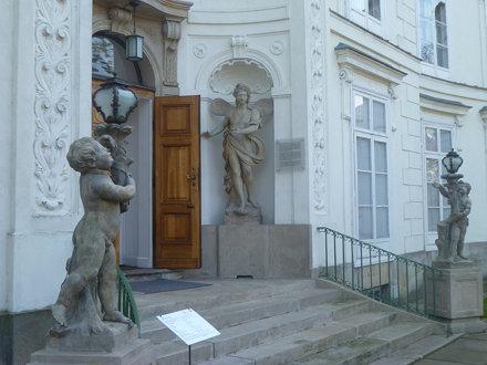 Pałac Myślewicki (Myślewicki palota) 1775-1779