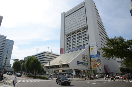 Nakano Sun-Plaza in 2018 July