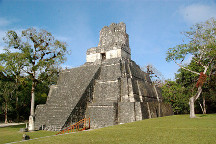542 - J07 - Guatemala - Tikal - Temple II - _IGP3926