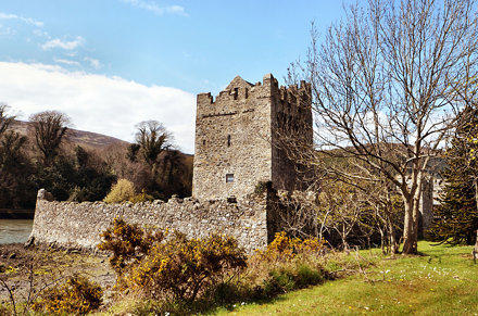 NARROW WATER CASTLE @ WARRENPOINT CO DOWN NORTHERN IRELAND (2)