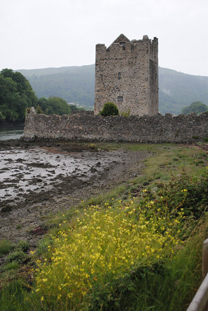 Warrenpoint: Narrow Water Castle