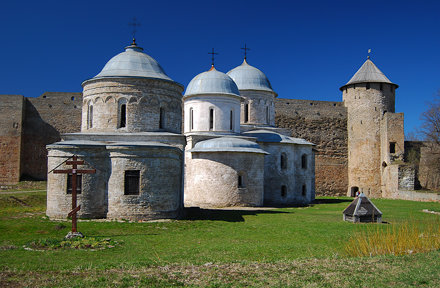 Churches in the fortress