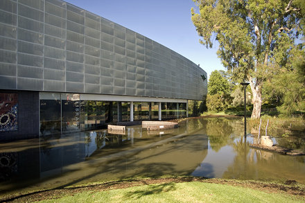 Wagga Wagga Civic Centre flooded