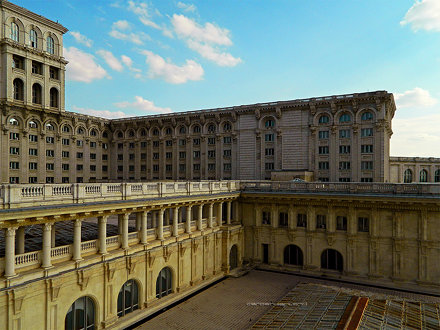 Bucharest - Palace of Parliament