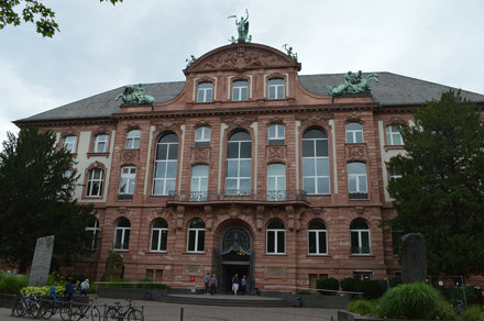 Frankfurt's Natural History Museum