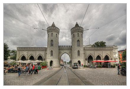 Potsdam - Nauener Tor 04