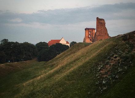 Novogrudok: The Old Castle Ruins