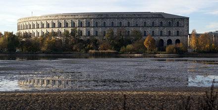 Reichsparteitagsgelände Nürnberg - Congress Hall
