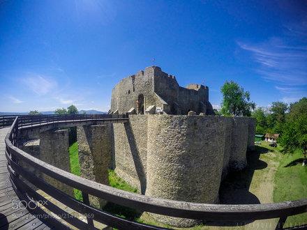 Neamt Citadel (Romania)