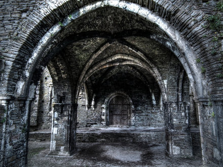 Underneath The Arches