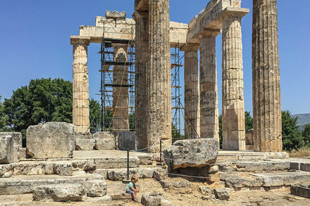 temple of Zeus, Archea Nemea