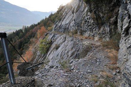 Chur - Calanda Target Area
