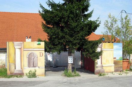 11., Simmering — Schloß Neugebäude 41