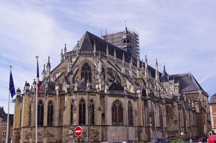 Nevers - Cathédrale Saint-Cyr-Sainte-Julitte (Xe au XVIe)