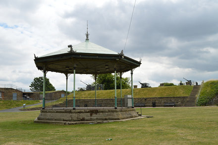 Gravesend bandstand