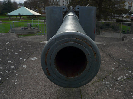 Big Gun, New Tavern Fort
