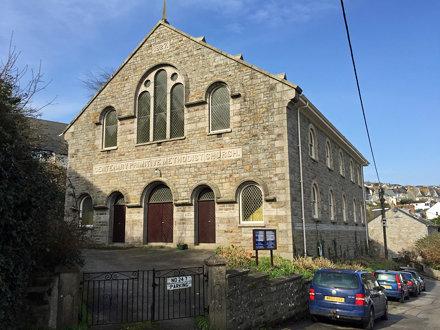 Methodist Chapel, Newlyn