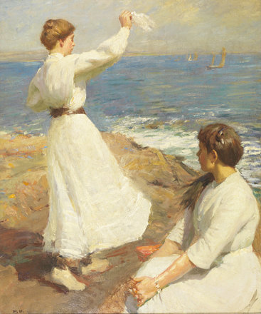 Harold Harvey - Out to Sea