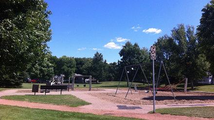 Dr. J. Valens Park in Kelsey Woodlawn
