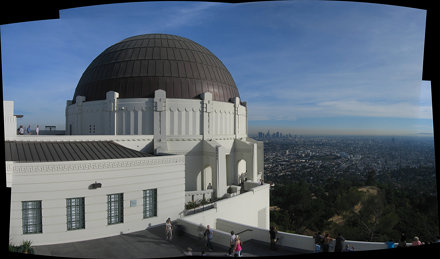 Griffith Observatory Open Again!