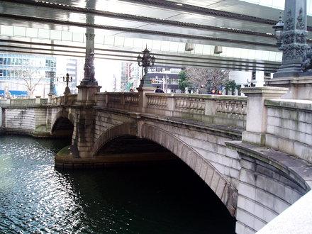 #8303 Nihombashi Bridge and elevated expressway