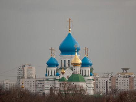 Nikolo-Perervinskij monastery