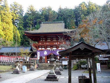 Niutsuhime Shrine(丹生都比売神社)