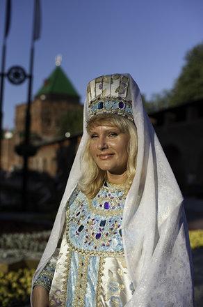 Типичные жители Нижнего Новгорода
