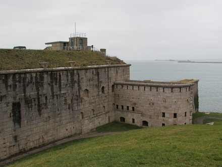 Weymouth: Nothe Fort (Dorset)