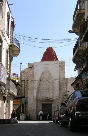 bimaristan of nur al-din, damascus, syria, easter 2004