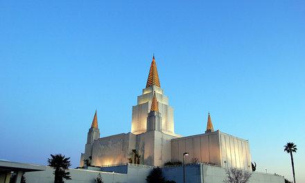Mormon Temple - Oakland, CA