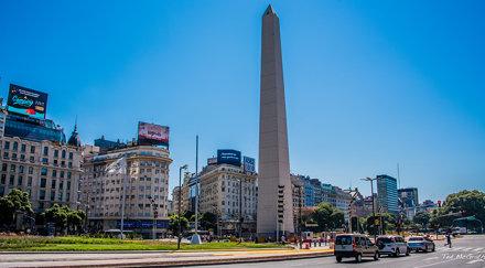 2020 - Buenos Aires - El Obelisco