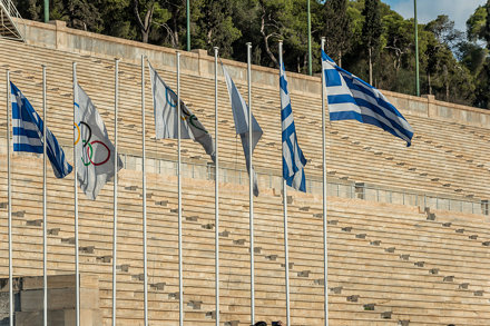 Old Olympic Stadium, Athens