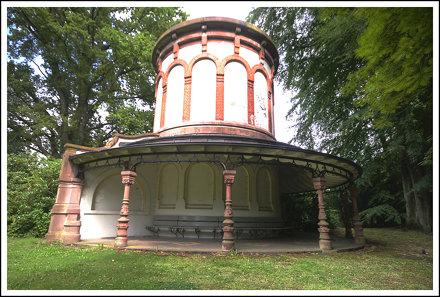 lange Bank Friedhof Ohlsdorf