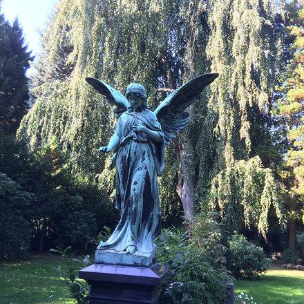 Hamburg Ohlsdorf Cemetery