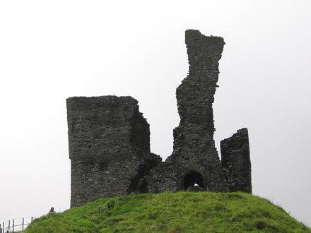 oakhampton castle