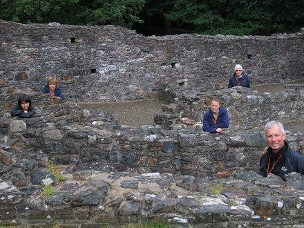 Okehampton Castle & Finch Foundry 014