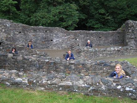 Okehampton Castle & Finch Foundry 013