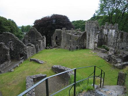 Okehampton Castle & Finch Foundry 015