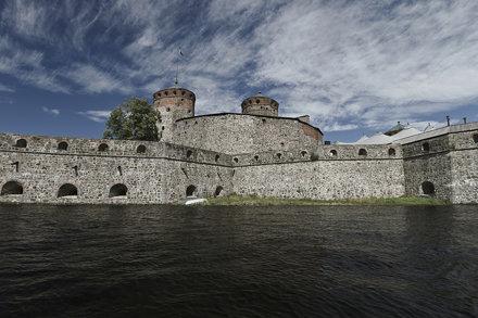Olavinlinna - Olofsborg - St. Olaf's Castle