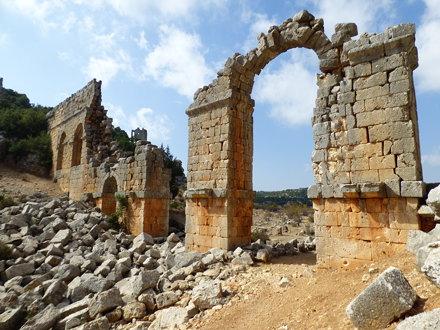 Olba - aqueduct (7)