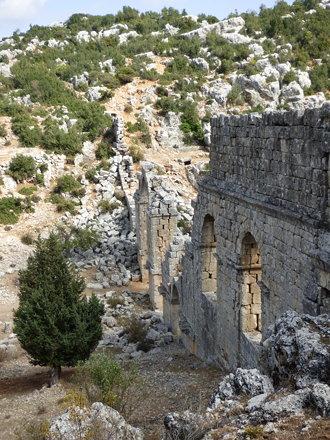Olba - aqueduct (6)