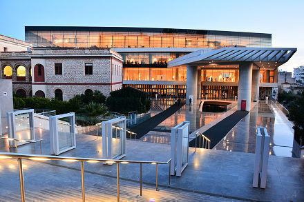 Athens - Acropolis Museum