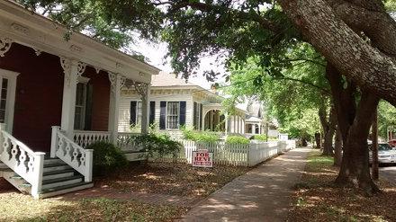Old houses, Montgomery, AL